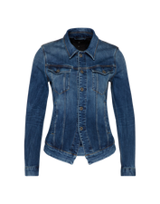 online retailer a7e3a 7dbf5 G-Star Jeansjacke Damen