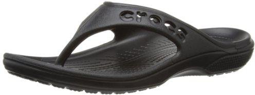 best loved 42a5d 06245 Crocs Baya Flip schwarz