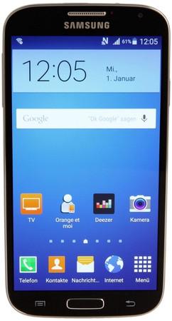 Samsung Galaxy S4 16GB Schwarz ohne Vertrag günstig kaufen
