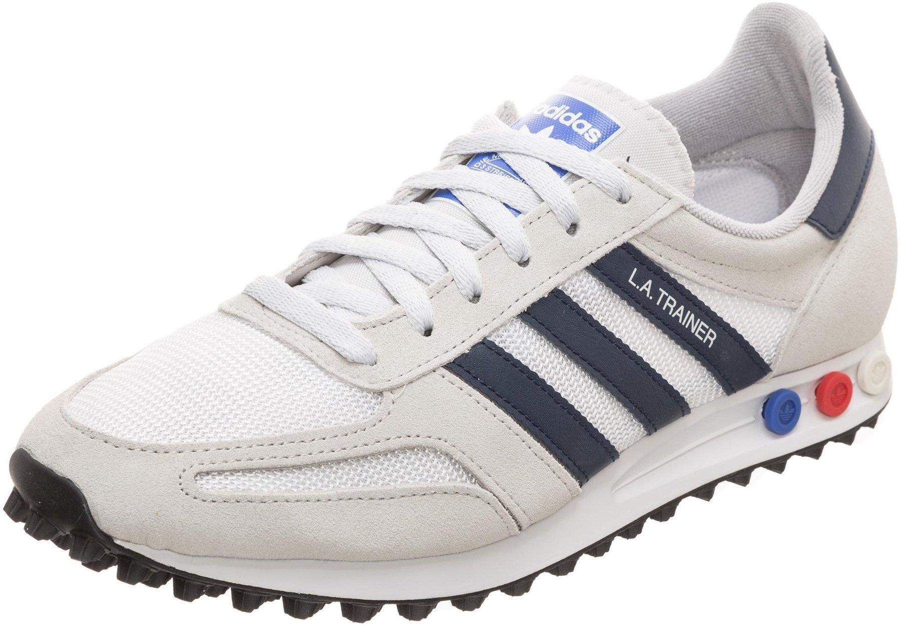 Das Neueste adidas Originals LA Trainer Schuhe Frauen nicht