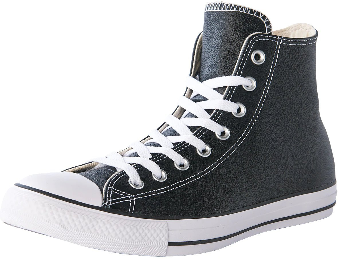 the best attitude ffa74 0c53d Converse Chuck Taylor All Star Leather Hi