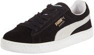 Puma Unisex Erwachsene Suede Classic+ Sneakers, Rot (Cabernet White), 40 EU