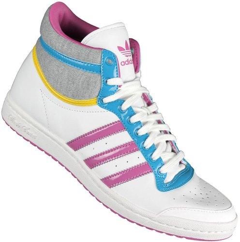 Adidas Hi Top Adidas Sleek Ten Top Ten Hi Sleek A354RjLq