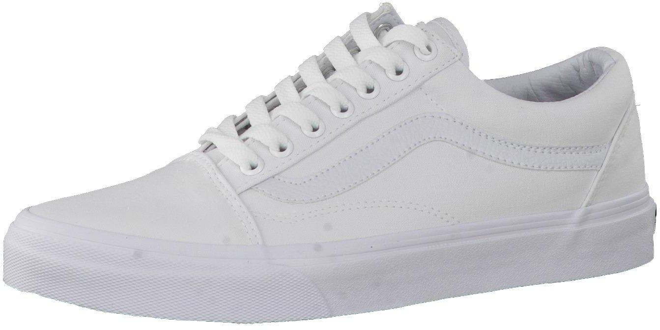 Vans Old Skool Baby Blue & Wahre weiße Schuhe | Zumiez