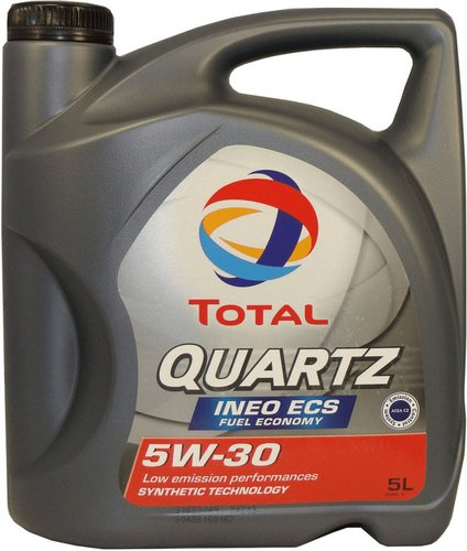 TOTAL Automotive Quartz Ineo ECS 5W-30 (5 l)