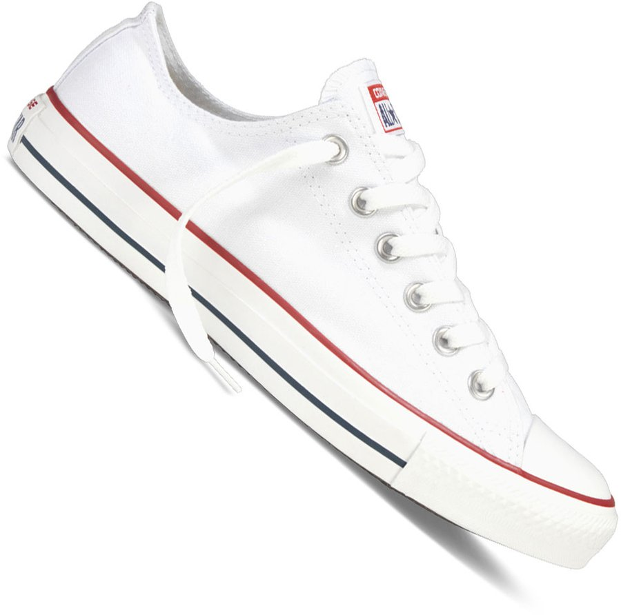 Converse Chuck Taylor All Star Ox Optical White M7652