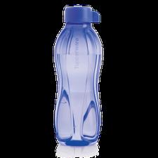 Tupperware Trinkflasche Eco Quader 500 ml pink Schraubverschluß Schule Flasche