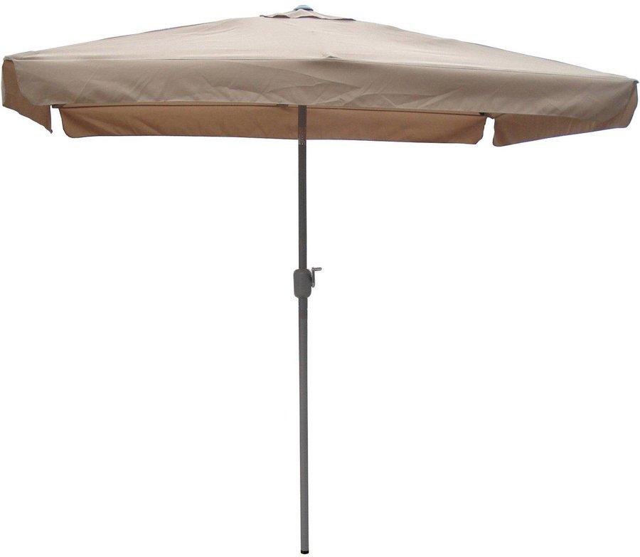 Bevorzugt Merxx Gartenschirm 160 x 230 cm ab 32,06 € im Preisvergleich kaufen JI93