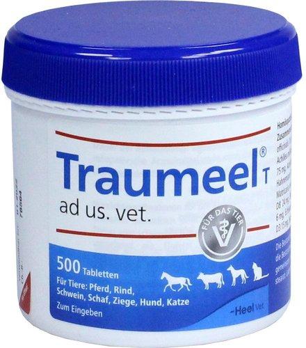 Heel Traumeel T Tabletten vet. (500 Stk.)