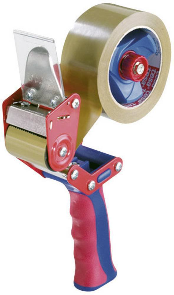 1, blau 6 Klebeband Paketbandabroller Packbandabroller Abroller Packband Handabroller