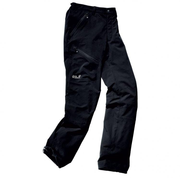 jack wolfskin damen activate thermic pants women softshell-hose preisvergleich