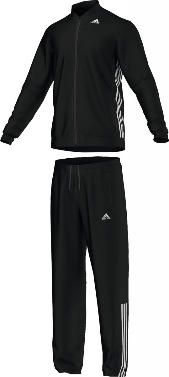 Adidas Männer essentials 3 Stripes Trainingsanzug