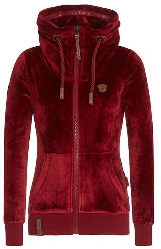 hot sale online 67166 60c9d Naketano Fleecejacke Damen