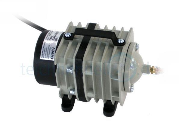 OSAGA Kolbenkompressor LK-60 Lufttpmpe Sauerstoffpumpe Teich-Belüfter 3.600 l//h