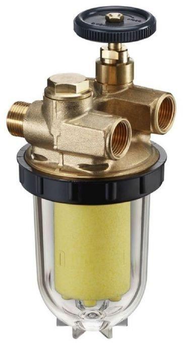 2126051 Oventrop Einsatz für Heizölfilter Sinterbronze 50-100 My