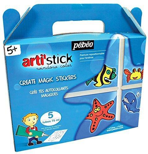 Pébéo Arti Stick - 5 x 75 ml