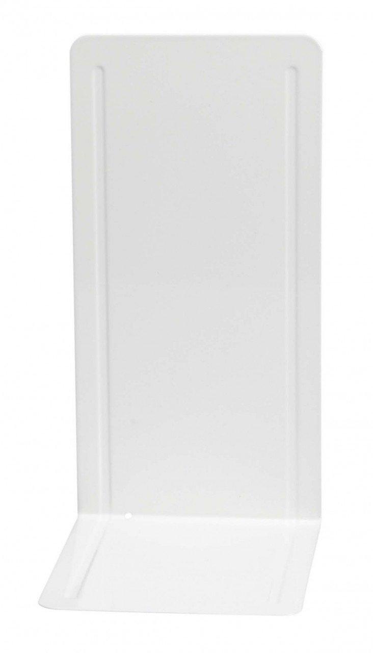 grau 1 Paar schmal Alco 4301-29 Buchstützen Metall  85x140x140 mm 1,89€//1Stk