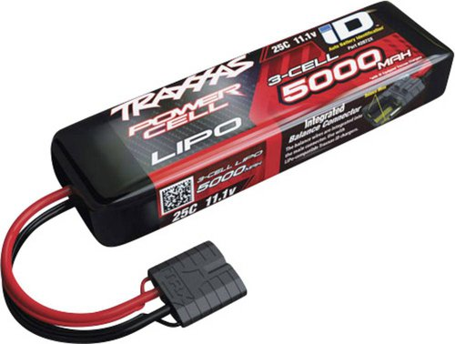 Traxxas Li-Po Akku 5000mAh 11.1V 3S 25C Power Cell (2872)