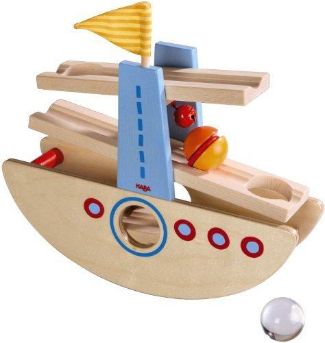 Haba Kugelbahn Schaukelschiff