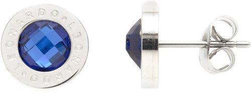 Leonardo Matrix klein blau Logostecker (013986)