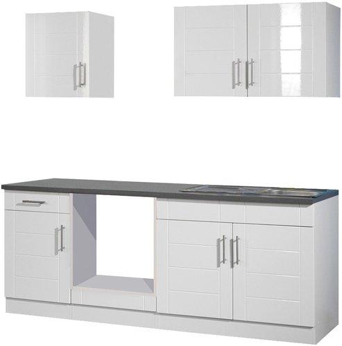 Held Möbel Nevada Küchenzeile (210 Cm)