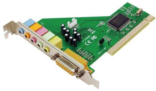 LogiLink PCI Dolby 5.1 Soundkarte
