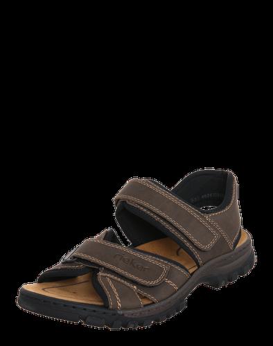 Beige Rieker Sandalen für Herren   Top Marken ✓ große
