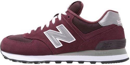New Balance 574 burgundy (M574NBU)