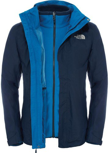 the north face herren jacke evolution ii triclimate cg53