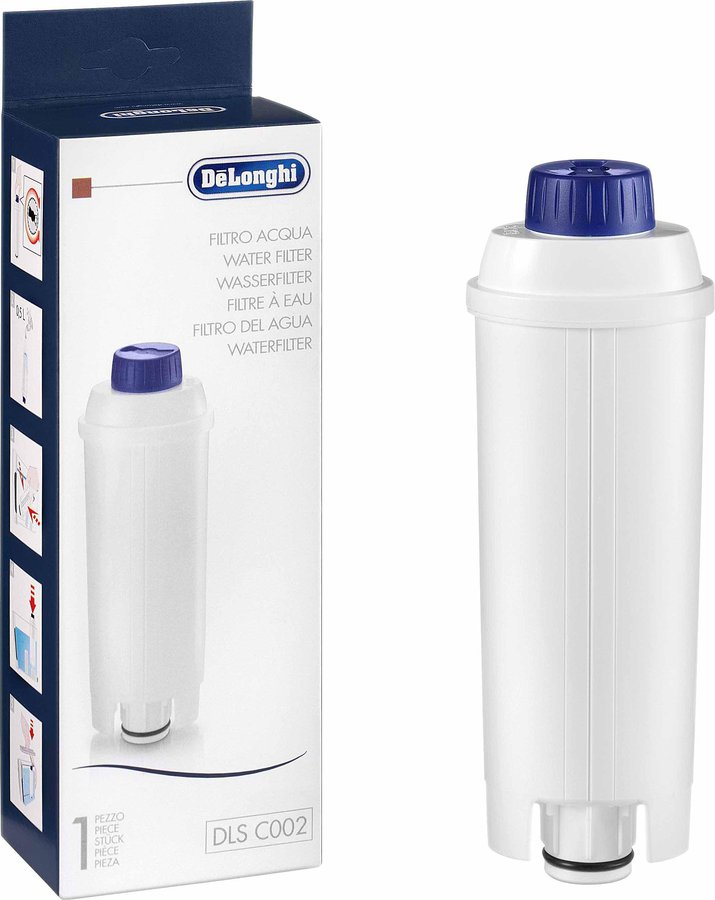 4 Stück Filterpatronen Wasserfilter Filter DeLonghi EC-685