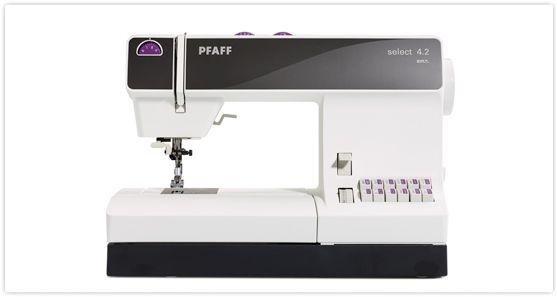 Pfaff Select 4 2