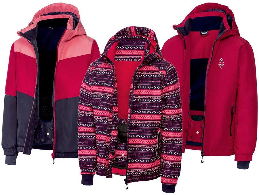 zum halben Preis Modestile riesiges Inventar Crivit Sports Kinder Mädchen Skijacke