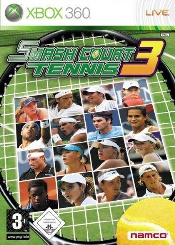 Smash Court Tennis 3 (XBOX 360)