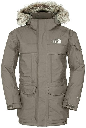 finest selection 3e70c a8b16 The North Face Herren Mcmurdo Parka