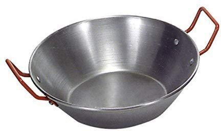 Garcima Wok Stahl poliert 26 cm