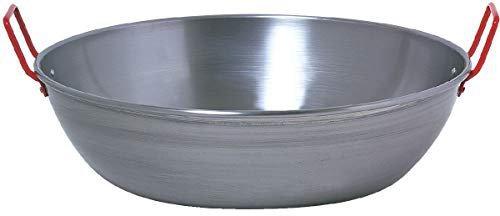 Garcima Wok Stahl poliert 45 cm