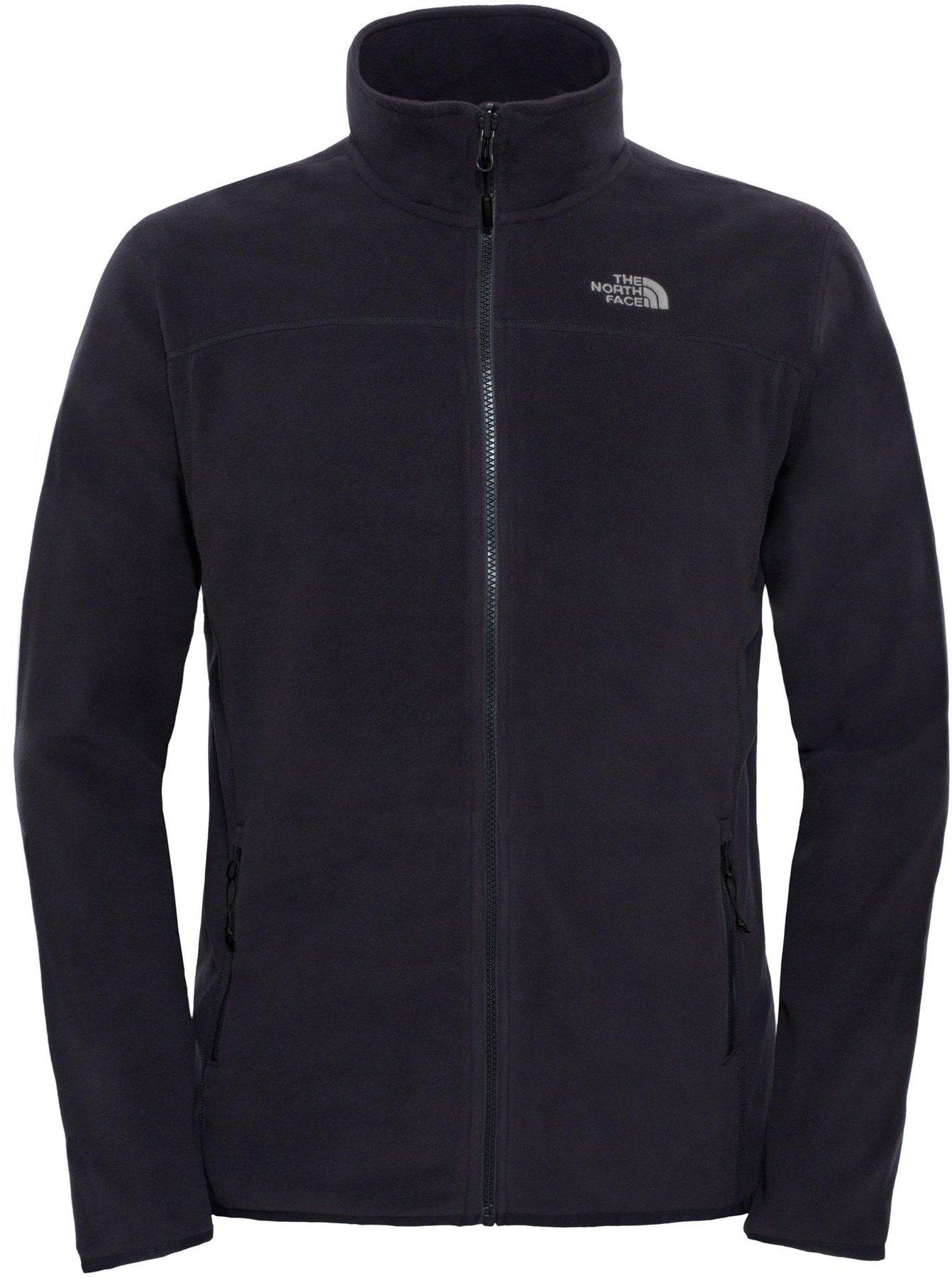 The 100 Glacier Jacke Fleece Zip Face Full North Herren RqA354jcL