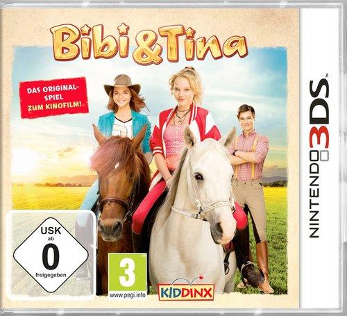 Bibi & Tina: Das Spiel zum Film (3DS)