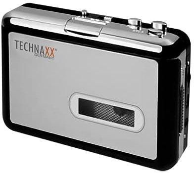 Technaxx 3338 DigiTape DT-01 Kassetten Digitalisierer
