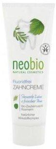 Neobio Zahncreme fluoridfrei (75 ml)
