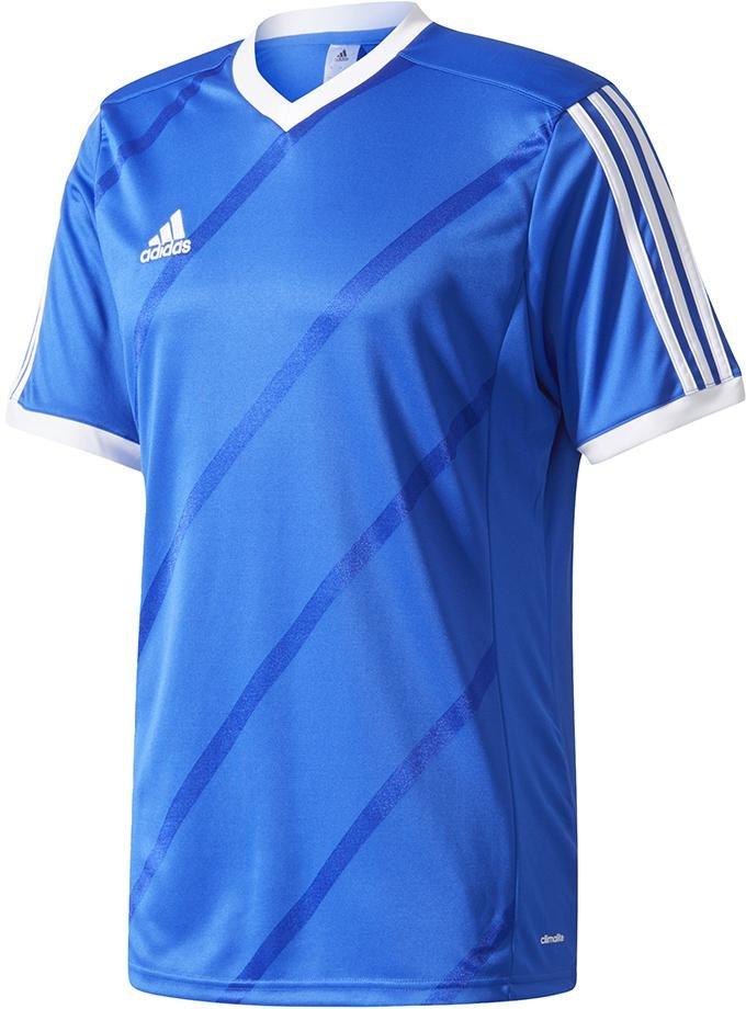 Adidas Tabela 18 Trikot bold blue weiß