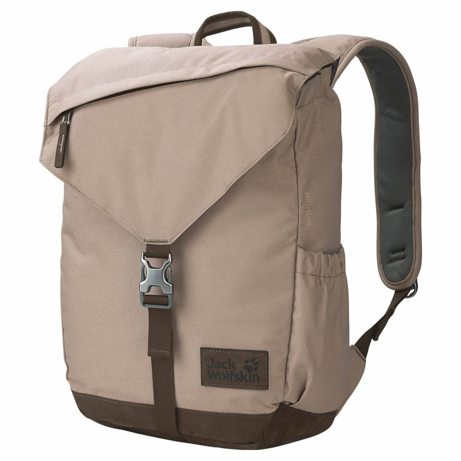 Rucksack Jack Wolfskin Royal Oak Clay Grey