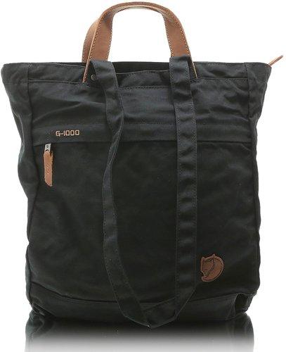 4609a6f1a7cbe Fjällräven Totepack No.1 Tasche (schwarz) günstig kaufen