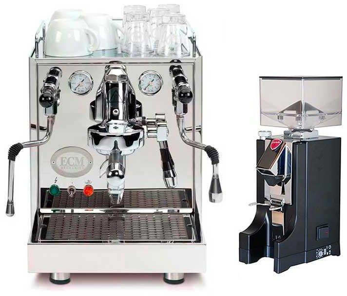 Verbazingwekkend ECM Technika IV Profi (85274) ab 2.149 € im Preisvergleich kaufen KD-48