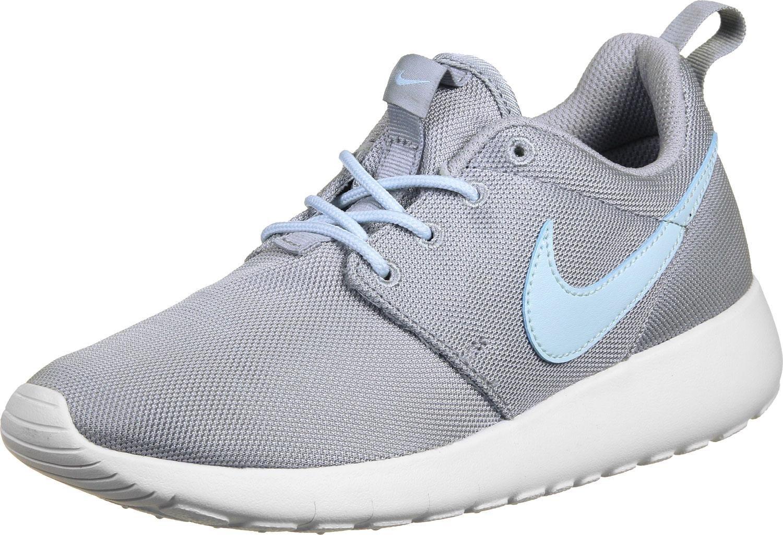 Nike roshe run gr 34 schwarz Kinder Turnschuhe sneaker schuhe
