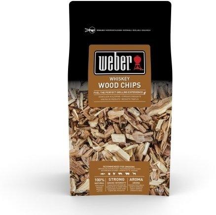 Weber Fire Spice Whisky Chips (17566)