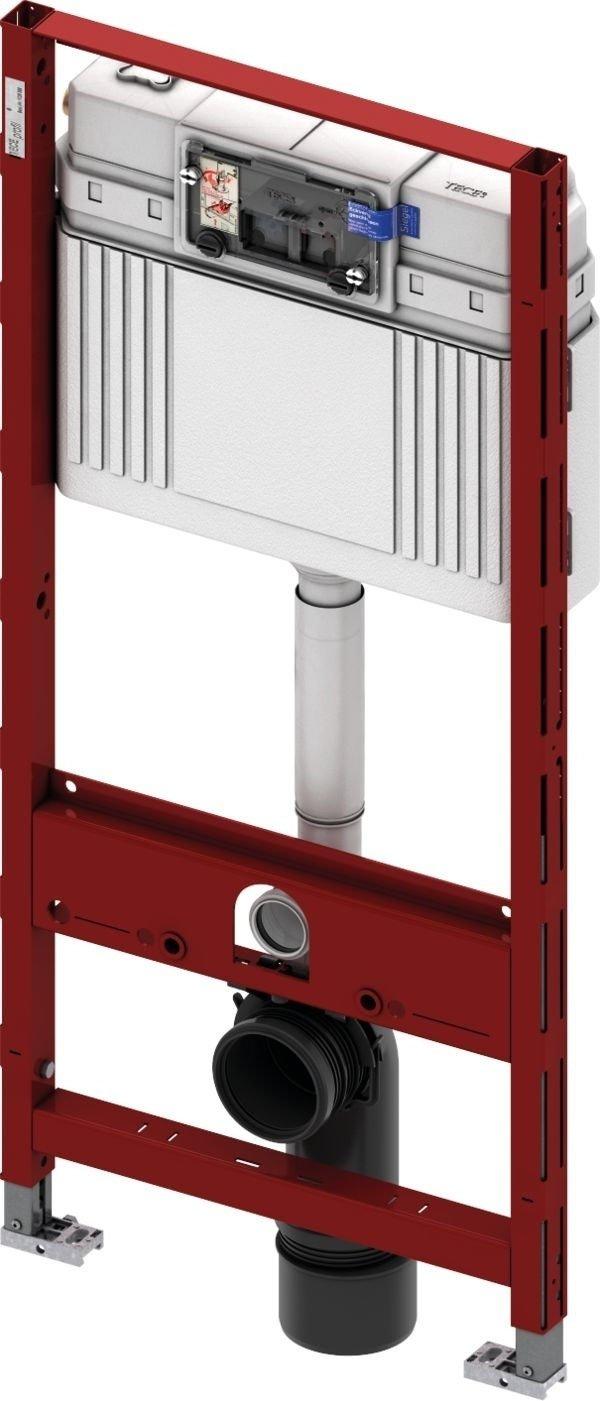 TECE WC-Modul TECEprofil mit TECE-Spülkasten 1,12m 9300000 WC Element 9.300.000