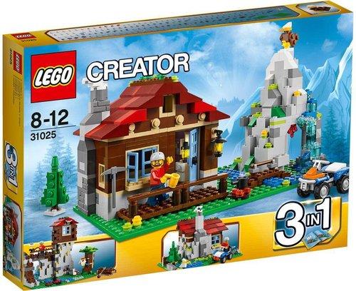 LEGO Creator - Berghütte (31025)