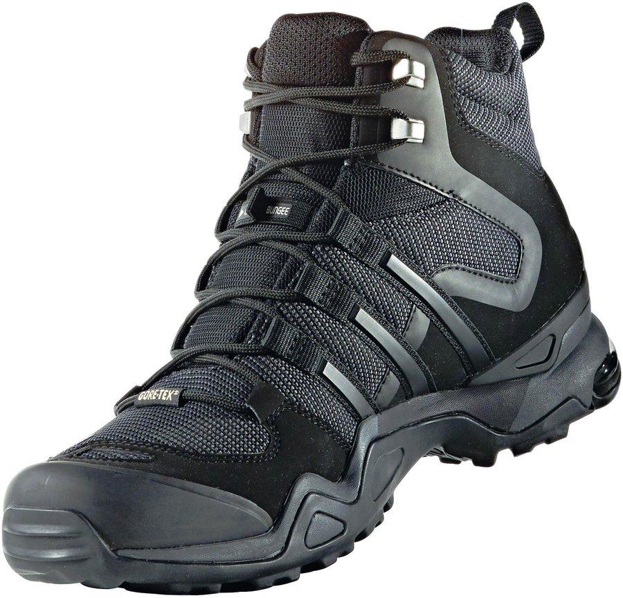 adidas TERREX Fast x High GTX W Trekkingschuhe schwarz