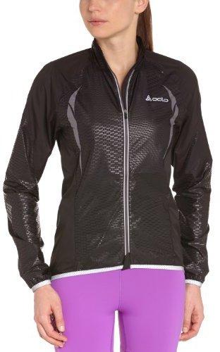 Odlo Damen Jacket Tornado schwarz
